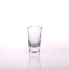 Vaso de chupito Tequila inferior grueso