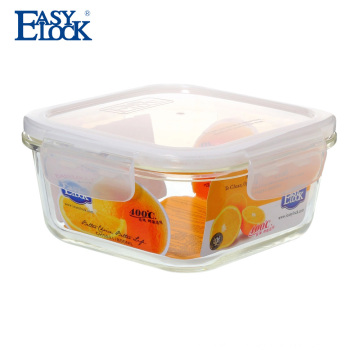 Food grade spices glass food storage container China wholesale