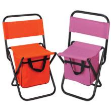 Cadeiras dobráveis para piquenique com encosto (SP-106)