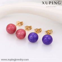 90567 Xuping Jewelry Promotion Boucles d'oreilles à la mode