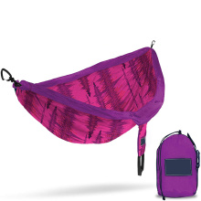 OEM Customize Printing Nylon garden treasures hammock
