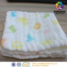High Quality Cotton Double Layer Cloth Woven