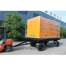 150kVA Cummins Silent Trailer Diesel Generator