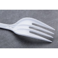 White Plastic Knives Forks Spoons Cutlery Set Party