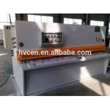 Machine de découpe en tôle en cnc machine à cisailler en acier QC12K-16 * 3200