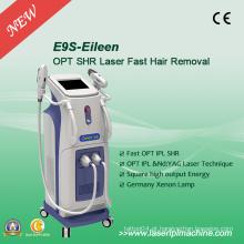 Novo projetado Elight máquina de remoção de cabelo IPL