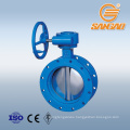 wafer type worm gear butterfly valve tvt hand wheel wafer butterfly valve din 3354 en593 wafer butterfly valve