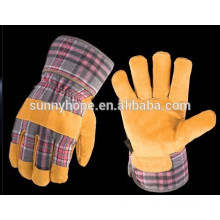 Sunnyhope mens leather welding hand gloves