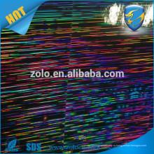 ZOLO очень горячая продажная голографическая пленка, ламинирования голограмм