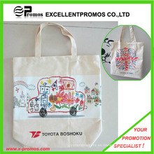 Bolso de compras promocional del algodón de Canvans de la alta calidad (EP-B9104)