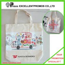 Sac de shopping promotionnel en coton à coton de haute qualité (EP-B9104)