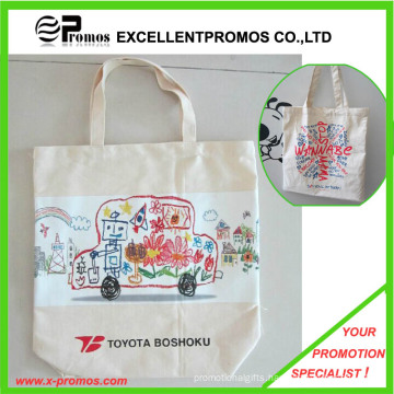High Quality Promotional Cotton Canvans Shopping Bag (EP-B9104)