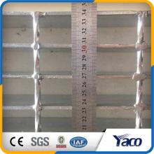 Material de construcción de metal de alta calidad Q235 rejilla de drenaje de acero galvanizado