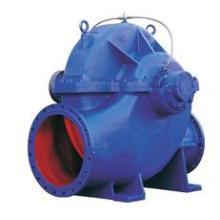 Hohe Effizienz Double Saug Split Gehäuse zentrifugale Wasser-Pumpe