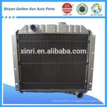 DCECE Piezas del motor 4BT Truck Radiator 1301D5-010 para Dongfeng Truck T-Lift