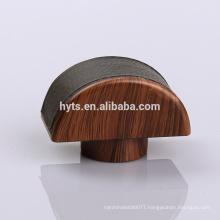 fancy bottle perfume wooden cap