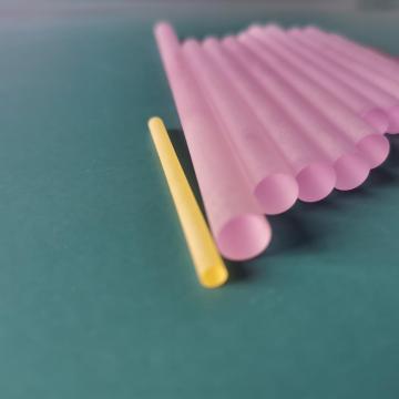 Tiges laser D7*145mm Nd:Yag Crystal pour instrument de beauté