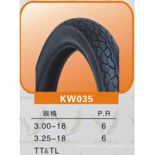 pneu da motocicleta de Egipto 3.25-18