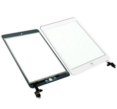 iPad mini digitizer with IC 1