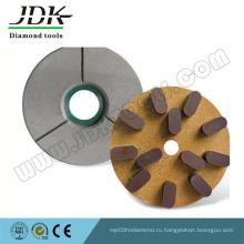Прочные алмазные шлифовальные диски для поверхности технологического камня