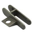 Baoding casting precisión de fábrica perdido cera fundición parte de acero