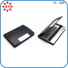 New Product Free Samples Leather Business Card Holder