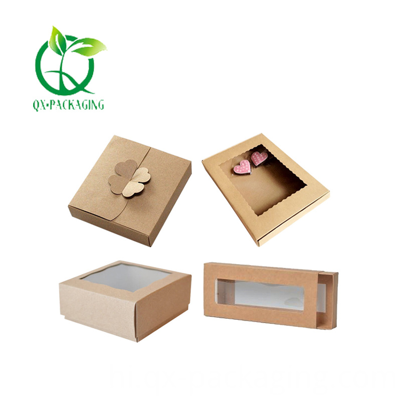Kraft Paper Boxes Wholesale