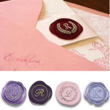 Custom premade wax Seal for envelope