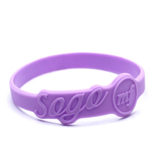 Cheap Custom Silicone UV Detector Bracelet