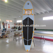 2017 Best Selling inflatable paddle board with clear window