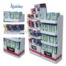 Display Mall Kiosk für Zahnbürste, Zahnbürstenhalter, Einkaufszentrum Kiosk-Display