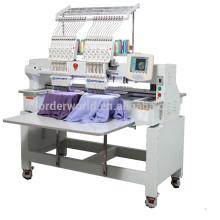 2 cabeças da família / comercial fabricante de Alta qualidade informatizado embroiderymachine preço
