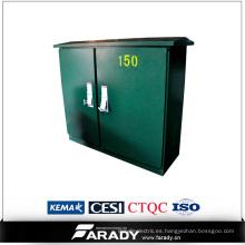 Tipo al aire libre 13.8kv distribuidor montado plataforma trifásica del transformador Manufacturer