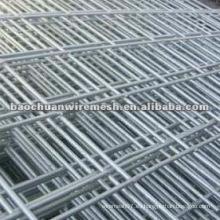 Panel de malla de alambre recubierto de polvo / malla de alambre decorativo / malla de alambre soldada