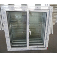 China factory Profile Pvc And Door Upvc Arched Sliding  Window