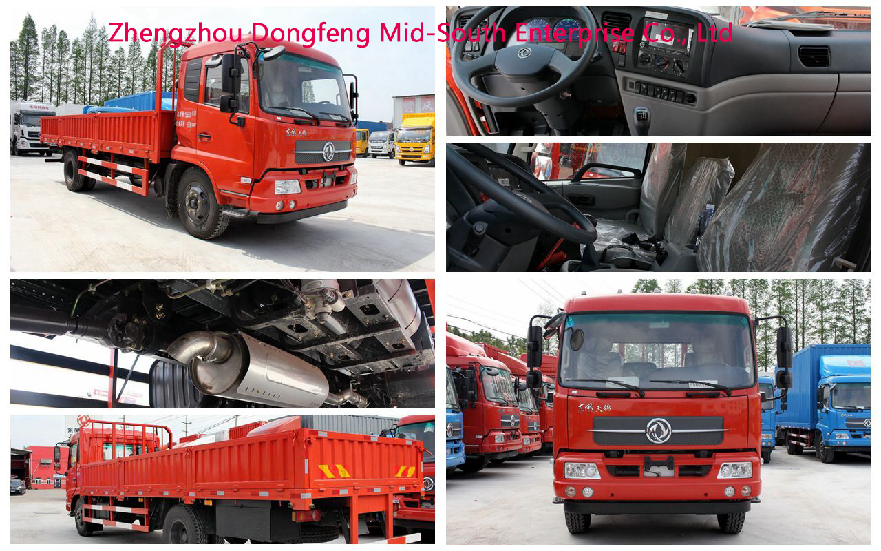 Dongfeng Kingrun from Zhengzhou Dongfeng Mid-South Enterprise Co., Ltd with logo