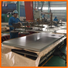 Stainless steel cold rolled 321/2B plate with POSCO origin