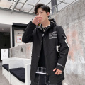 Men's casual bomber jacket