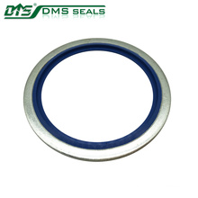 rubber coated metal bonded gasket with good quality