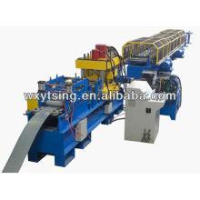 YTSING- YD- 4032 passou ISO Rack Armazenamento Rack Roll Forming Machine, Rack Making Machine, Rack Roll Formando Linha