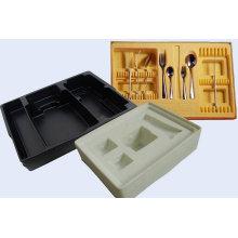 Akzeptieren Sie benutzerdefinierte Bestellung elektrische Teile Blister Tray