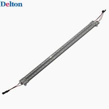 Gabinete y Vitrina Use barra de luz LED con perfil de aluminio