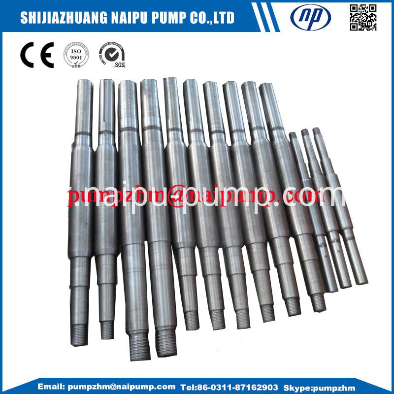 OEM stainless steel shaft