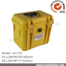 Durable Hard Plastic Equipment Safety Case for Camera/Gopro (Model 261722)