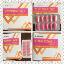 Forte Vitamin B Komplex Kapseln