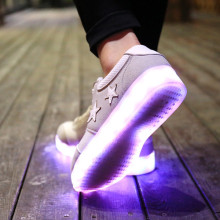 Casual Colorful Child LED Shoes For Fun