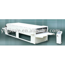 Máquina de papel satinado