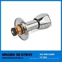 Fabricante de la manija del cinc de la válvula de cobre amarillo de China (BW-739)
