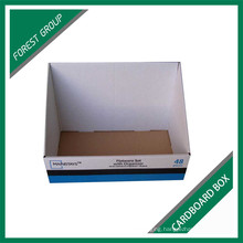 High Quality Display Stand Paper Packaging Box