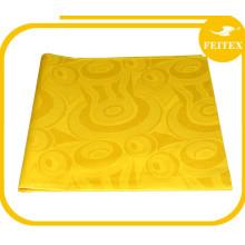 Нигерийский Стиль хлопок одежды Shadda Базен riche Гвинея парчи Африканский Базен вышивка дизайн платье дешевые ткани FEITEX